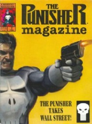 The Punisher Magazine 1989 - 1990 #7