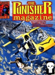 The Punisher Magazine 1989 - 1990 #8