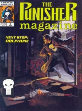 The Punisher Magazine #9