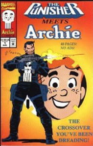 The Punisher Meets Archie 1994 #1