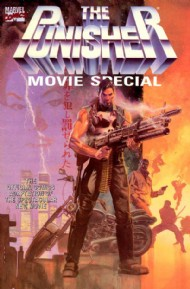 The Punisher Movie Special 1990 #1