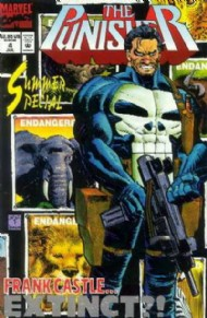 The Punisher Summer Special 1991 - 1994 #4