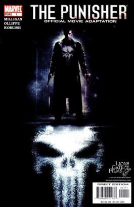 The Punisher: Offficial Movie Adaptation #1