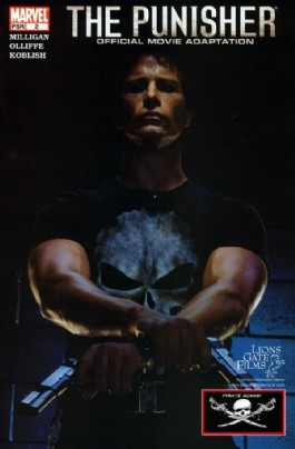 The Punisher: Offficial Movie Adaptation #2