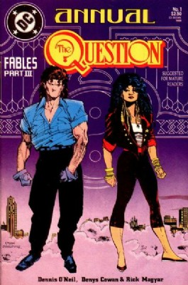 The Question Annual #1