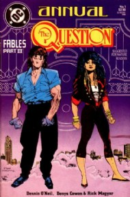 The Question Annual 1988 #1