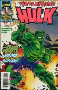 The Rampaging Hulk (2nd Series) 1998 - 1999 #1