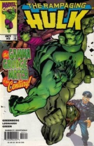 The Rampaging Hulk (2nd Series) 1998 - 1999 #3