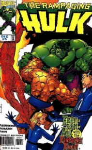 The Rampaging Hulk (2nd Series) 1998 - 1999 #5