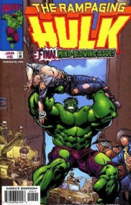 The Rampaging Hulk (2nd Series) 1998 - 1999 #6