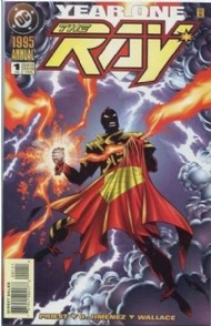 The Ray (2nd Series) Annual 1995 #1