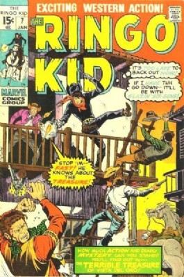 The Ringo Kid #7