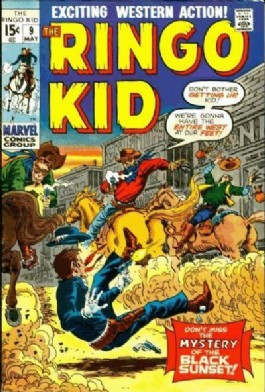 The Ringo Kid #9