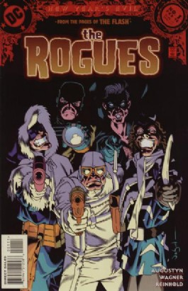 The Rogues (Villains) #1