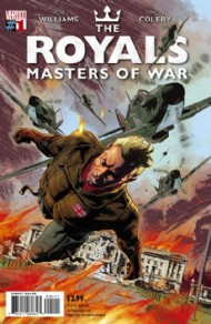 The Royals: Masters of War 2014 #1