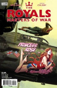 The Royals: Masters of War 2014 #2