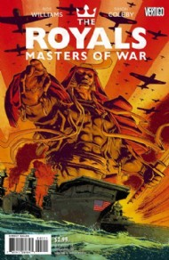 The Royals: Masters of War 2014 #3