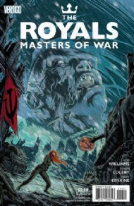 The Royals: Masters of War 2014 #4