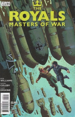 The Royals: Masters of War #5