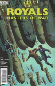 The Royals: Masters of War 2014 #5