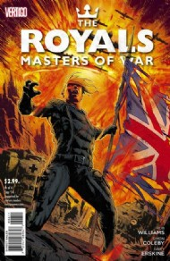 The Royals: Masters of War 2014 #6