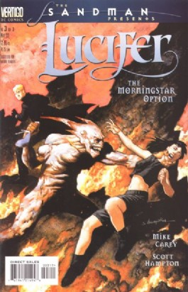 The Sandman Presents: Lucifer #3