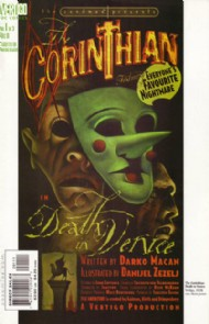 The Sandman Presents: the Corinthian 2001 #1