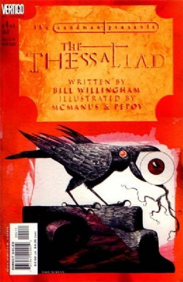The Sandman Presents: the Thessaliad #4