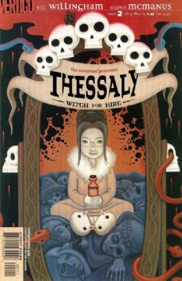 The Sandman Presents: Thessaly: Witch for Hire #2