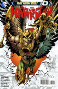 The Savage Hawkman 2011 - 2013