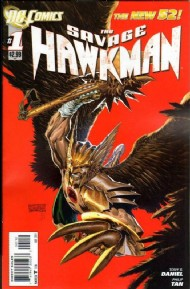 The Savage Hawkman 2011 - 2013 #1