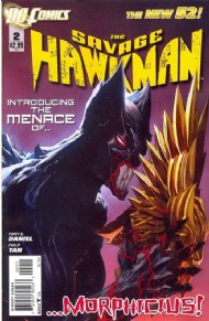 The Savage Hawkman 2011 - 2013 #2
