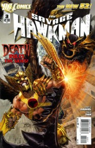 The Savage Hawkman 2011 - 2013 #3