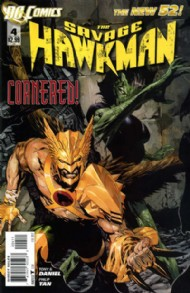 The Savage Hawkman 2011 - 2013 #4