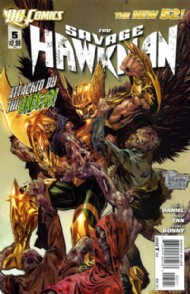 The Savage Hawkman 2011 - 2013 #5