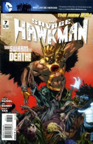 The Savage Hawkman 2011 - 2013 #7