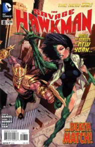 The Savage Hawkman 2011 - 2013 #8
