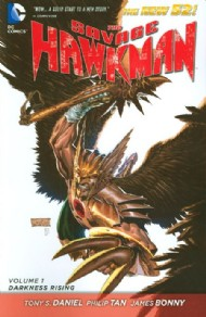 The Savage Hawkman: Darkness Rising 2012 #1
