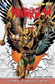 The Savage Hawkman: Wanted 2013 #2
