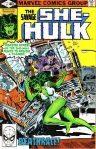 The Savage She-Hulk (1st Series) 1980 - 1982 #2