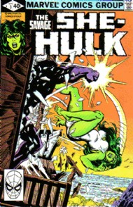 The Savage She-Hulk (1st Series) 1980 - 1982 #3