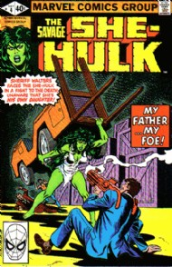 The Savage She-Hulk (1st Series) 1980 - 1982 #4