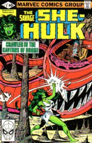 The Savage She-Hulk (1st Series) 1980 - 1982 #5