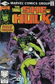 The Savage She-Hulk (1st Series) 1980 - 1982 #7