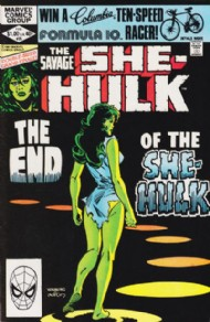 The Savage She-Hulk (1st Series) 1980 - 1982 #25