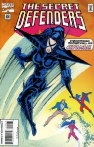 The Secret Defenders 1993 - 1995 #22