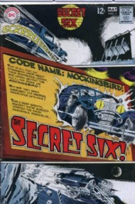 The Secret Six 1968 - 1969 #1