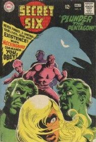 The Secret Six 1968 - 1969 #2
