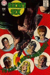 The Secret Six 1968 - 1969 #3