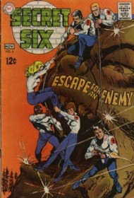 The Secret Six 1968 - 1969 #4